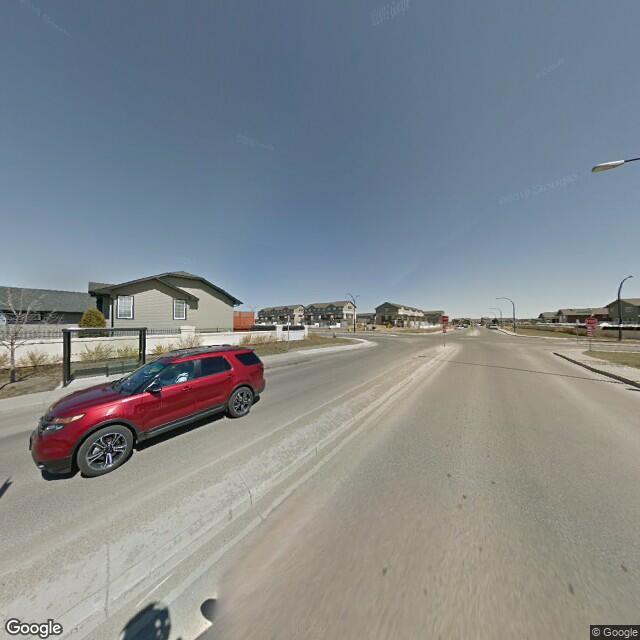 Street view of Saskatoon