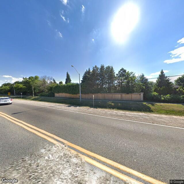 Street view of Kleinburg, ON