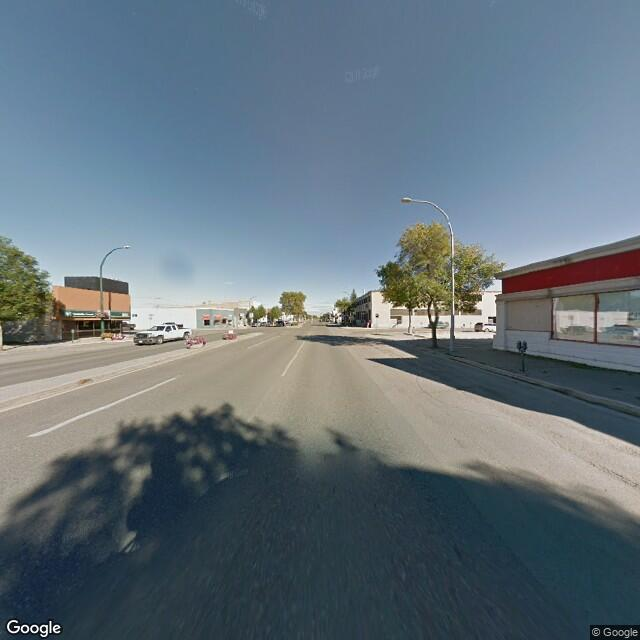 Street view of 115 Saskatchewan Avenue West, Portage la Prairie, Manitoba R1N 0L7