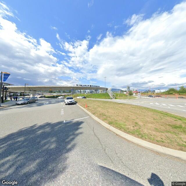Street view of Coquitlam, BC