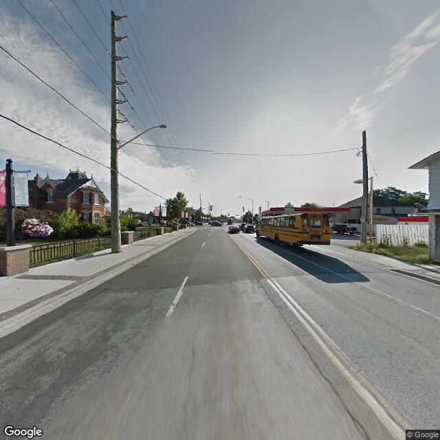 Street view of Nobleton, King City