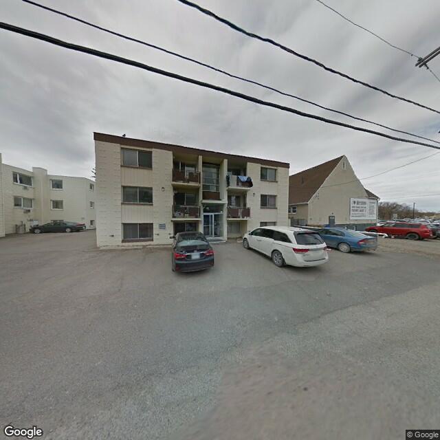 Street view of Regina, SK