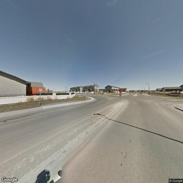 Street view of Saskatoon, SK