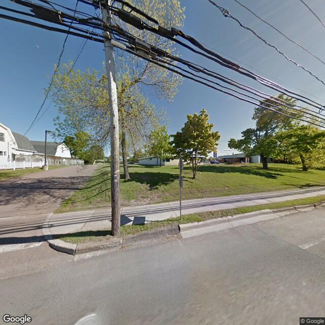 Street view of Shediac, NB