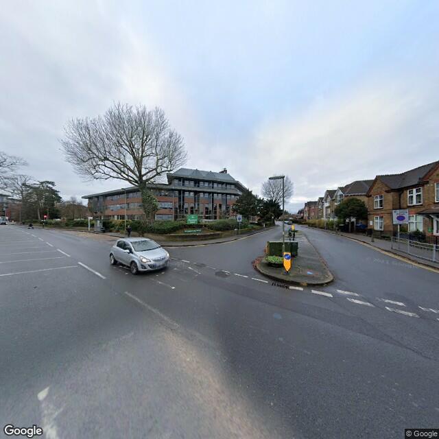 Street view of Surrey